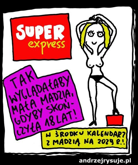 madzia super express
