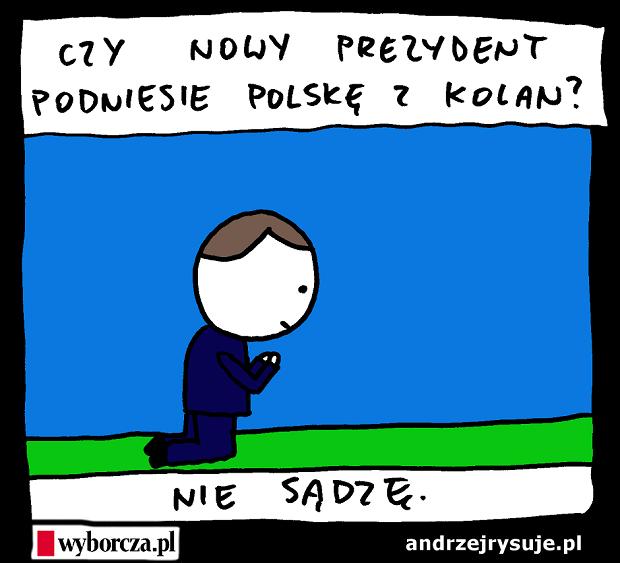 Polska z kolan