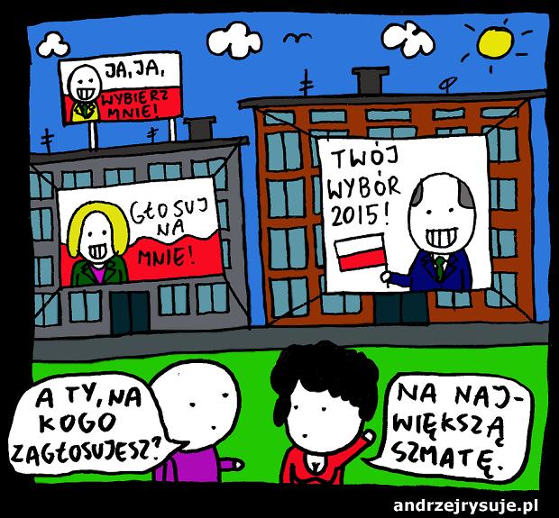 kampania zasmiecania