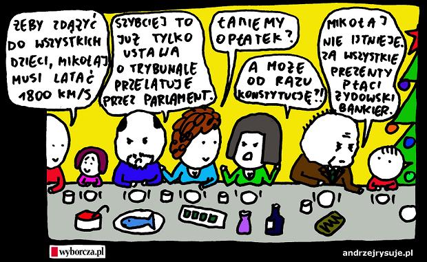kolacja wigilijna