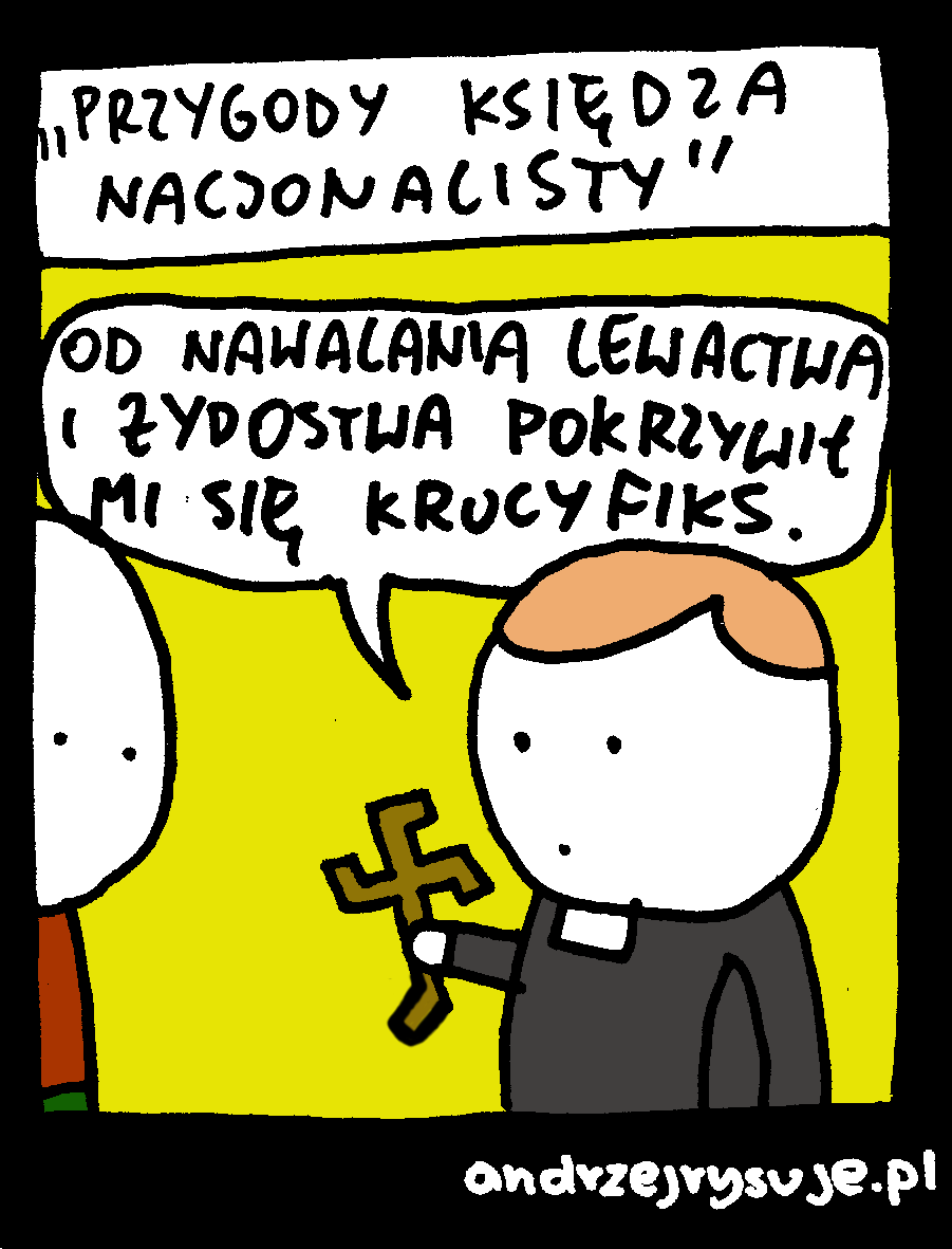 ksiadz nacjonalista
